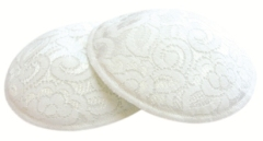 Washable Breastpad White