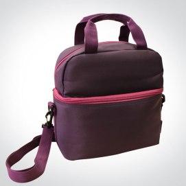coolerbag violet