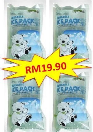jj icepack bear
