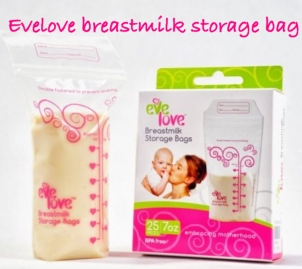 Evelove storage bag